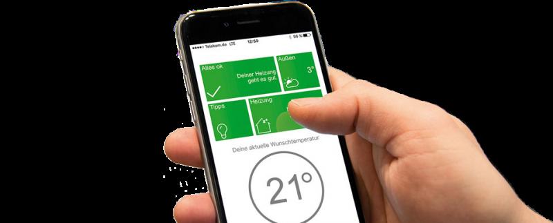 Berr Heizungsbau Smarte Heizung App