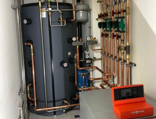 Viessmann Wäremepumpe VITOCAL 300G Wasser-Wasser Wärmepumpe